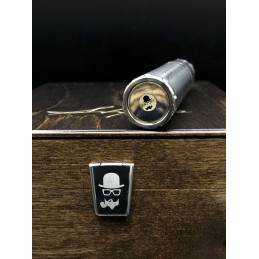 Stylus Mech Mod 18mm - The Vaping Gentlemen Club