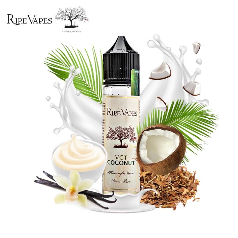 Aroma 20ml VCT Coconut Ripe Vapes