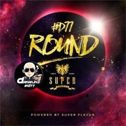 Round #d77 Super Flavor - Liquido 50ml mix&vape per sigaretta elettronica
