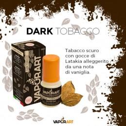 Vaporart Dark Tobacco - Liquido pronto 10ml per sigarette elettroniche