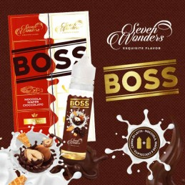 Mix & Vape Boss 20+20ml Seven Wonders