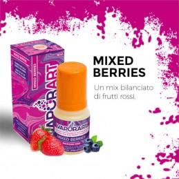 Vaporart Mixed Berries - Liquido pronto 10ml per sigarette elettroniche