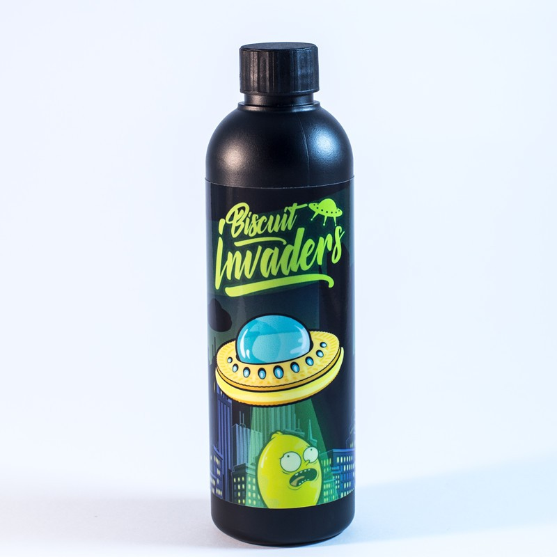 Aroma concentrato 75ml Biscuit Invader by Shake 'N' Vape