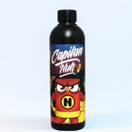 Aroma concentrato 75ml Capitan Nuts by Shake 'N' Vape