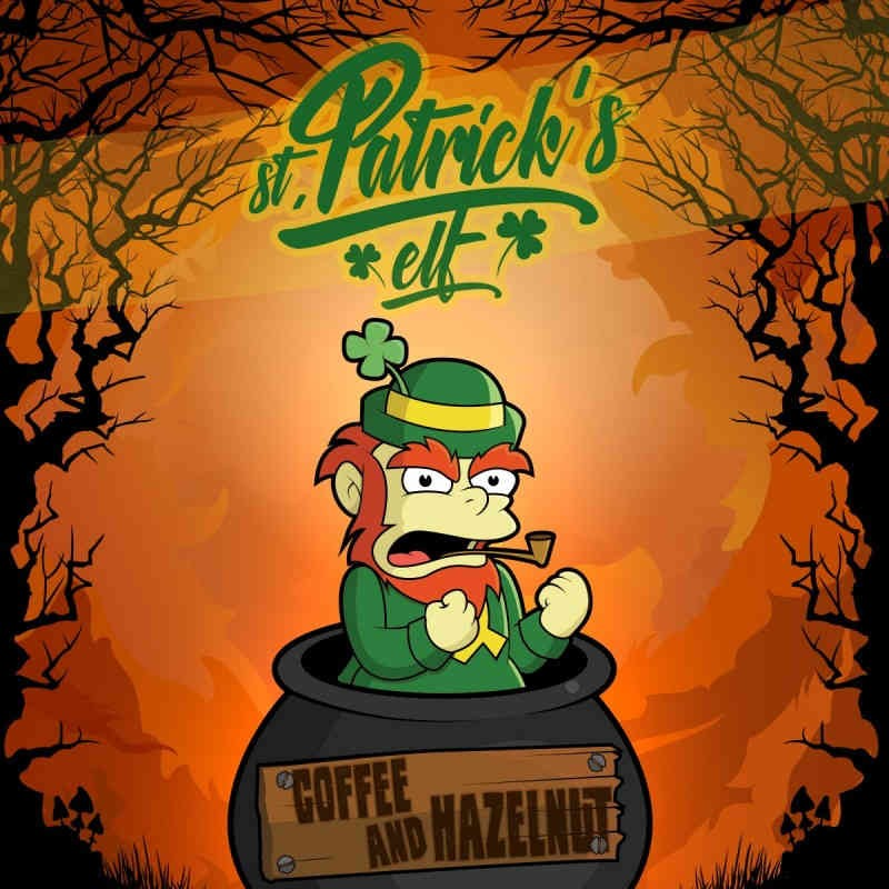 Aroma concentrato 20ml St.Patrick's Elf by Shake 'N' Vape