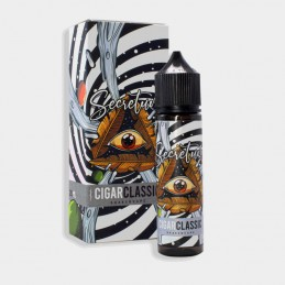 Aroma concentrato 20ml Cigar Classic Secretum by Shake 'N' Vape
