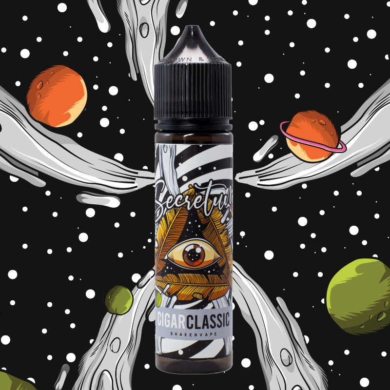 Aroma concentrato 20ml Cigar Classic by Shake 'N' Vape