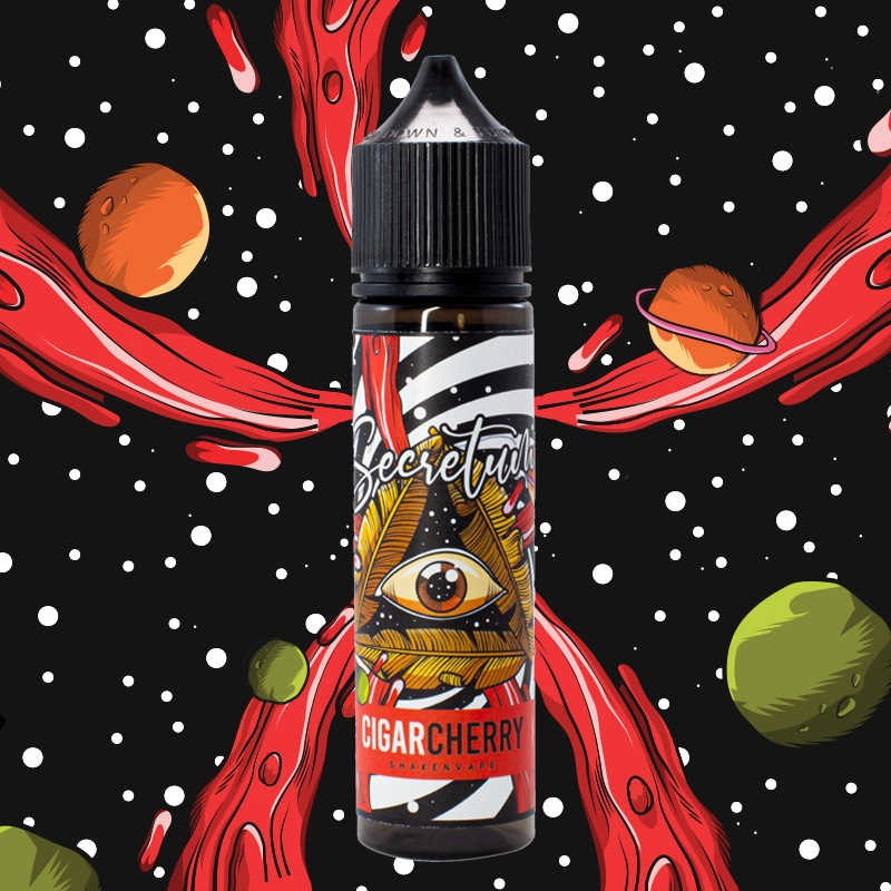 Aroma concentrato 20ml Cigar Cherry Secretum by Shake 'N' Vape