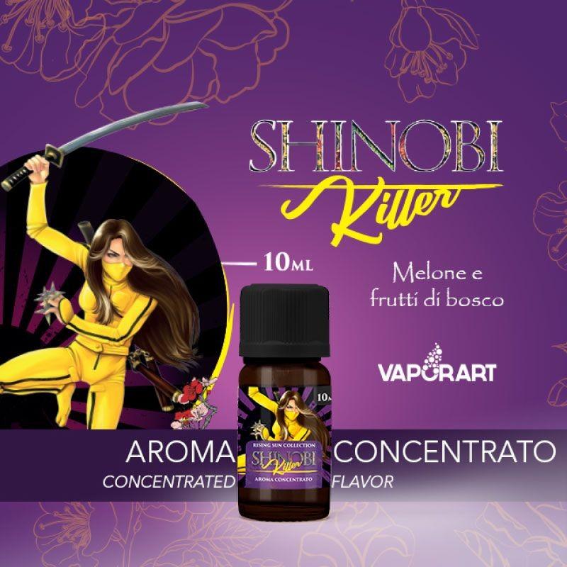 Shinobi Killer Vaporart - Aroma concentrato 10ml