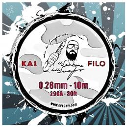 FILO KA1 0,32mm (28ga) - 10 metri - Il Santone dello Svapo