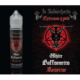 Aroma scomposto 20ml - Baffometto White Reserve Extreme 4 Pod - La Tabaccheria Restyling 2021