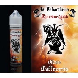 Aroma scomposto 20ml - Baffometto White Extreme 4 Pod - La Tabaccheria Restyling 2021