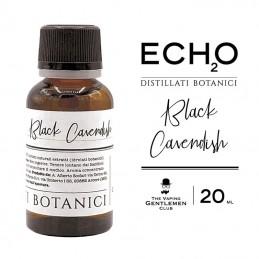 ECHO Black Cavendish 20ml Distillati Botanici - The Vaping Gentlemen Club