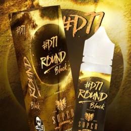 Liquido Mix & Vape 40ml Round Black - #D77
