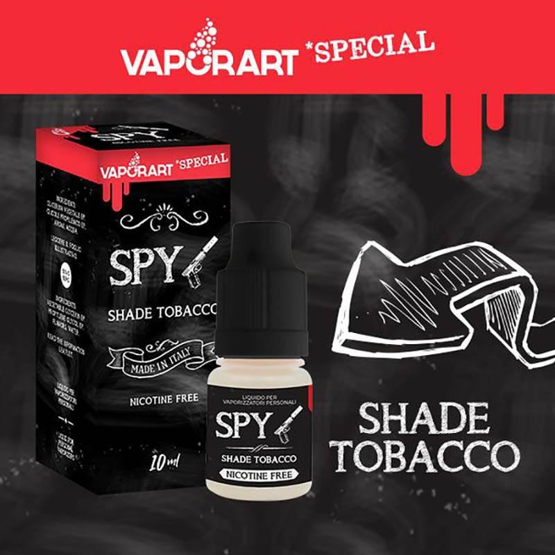 Vaporart Spy - Liquido pronto 10ml per sigarette elettroniche