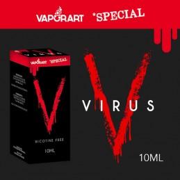 Vaporart Virus - Liquido pronto 10ml per sigarette elettroniche