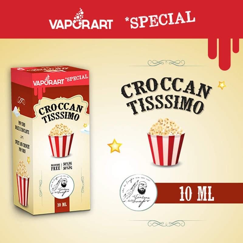Liquido pronto Croccantissimo Vaporart Special - Il Santone Dello Svapo