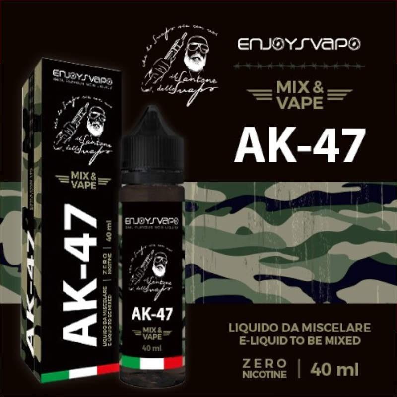 AK47 Mix&Vape 40ml - Il Santone Dello Svapo