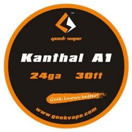 Filo resistivo Geek Vape Kanthal A1 24ga