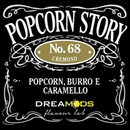 Aroma Dreamods Popcorn Story