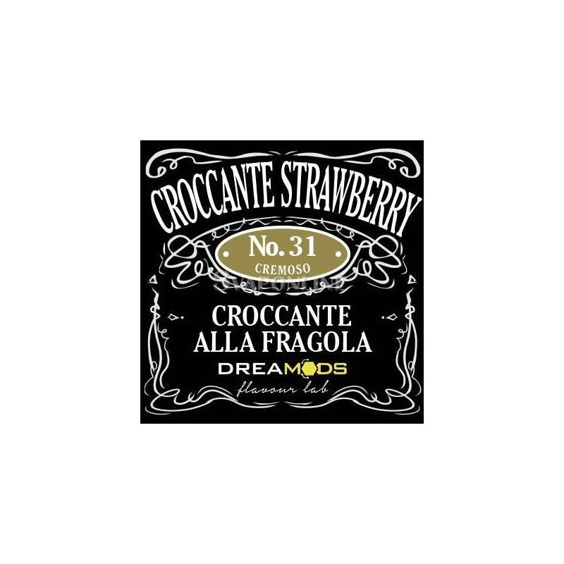 Aroma Dreamods Croccante Strawberry