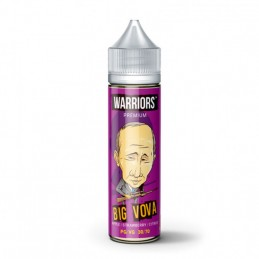 Pro Vape - Big Vova - Warrirors - 20ml