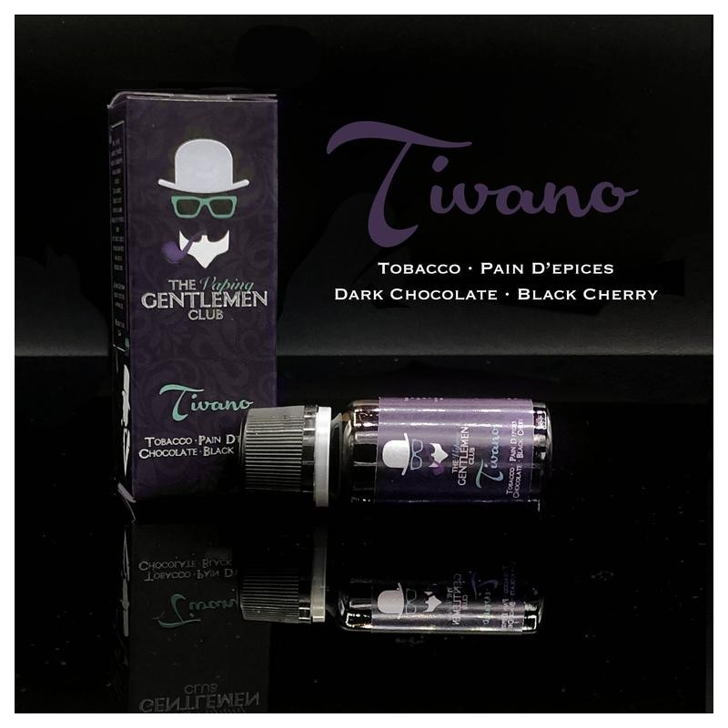 Tivano - Tobacco, Pain D'epices, Dark Chocolate, Black Cherry
