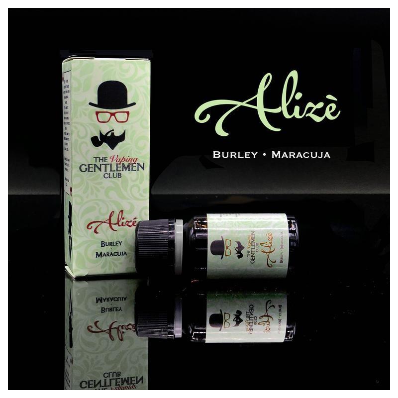 Alize - Burley & Maracuja