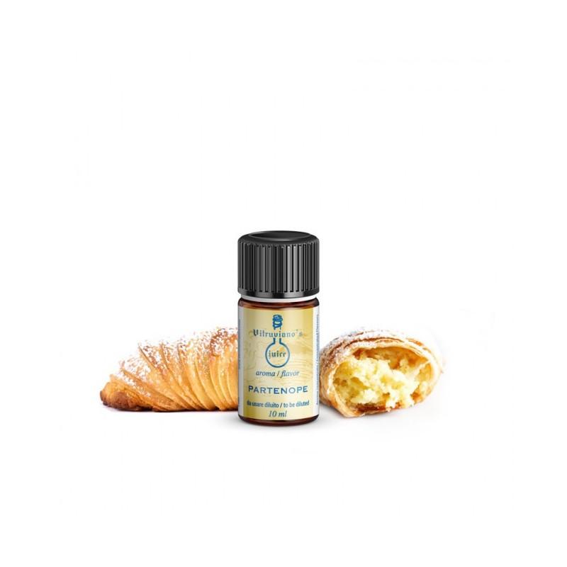 """Aroma concentrato 10ml Vitruviano's Juice """"Partenope"""""""