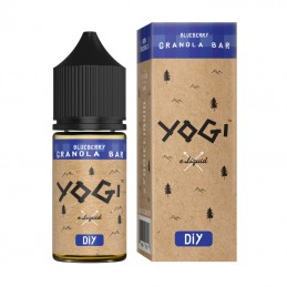 Aroma 30ml Blueberry Granola Bar di Yogi e-Liquid