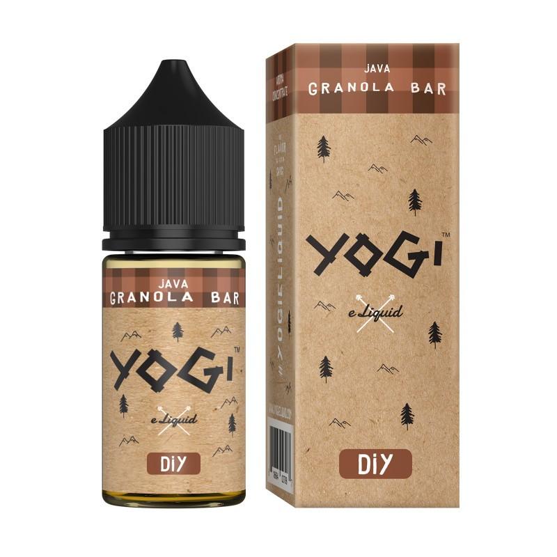 Aroma 30ml Java Granola Bar di Yogi e-Liquid