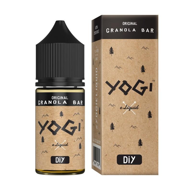 Aroma 30ml Original Granola Bar di Yogi e-Liquid