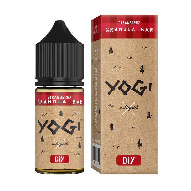 Aroma 30ml Strawberry Granola Bar di Yogi e-Liquid