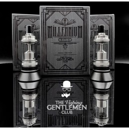 Atomizzatore Millennium RTA 22mm by The Vaping Gentlemen Club