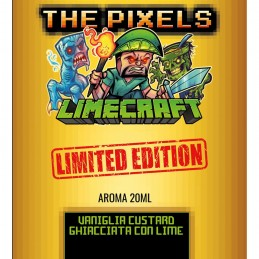 Aroma Scomposto 20ml Limecraft Limited Edition by Pixels Flavour