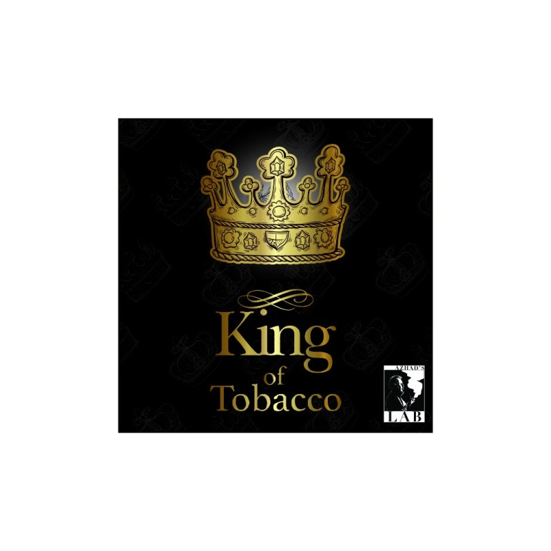 Aroma scomposto 20ml King of Tobacco by Azhad's Elixirs