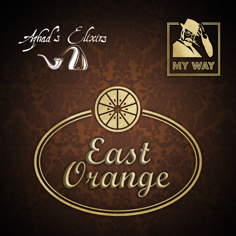 "Aroma 10ml East Orange linea ""My Way"" by Azhad's Elixirs"