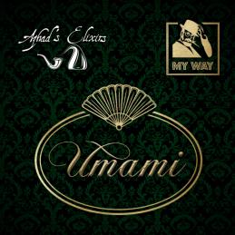 "Aroma 10ml Umami linea ""My Way"" by Azhad's Elixirs"