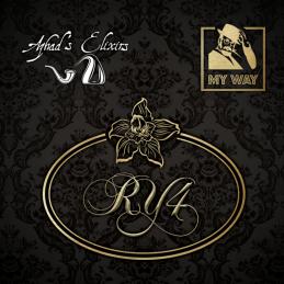 "Aroma 10ml RY4 linea ""My Way"" by Azhad's Elixirs"