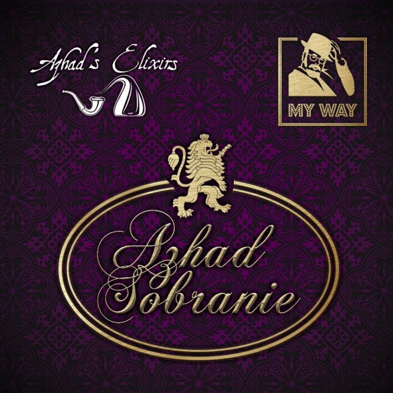 "Aroma 10ml Azhad's Sobranie linea ""My Way"" by Azhad's Elixirs"