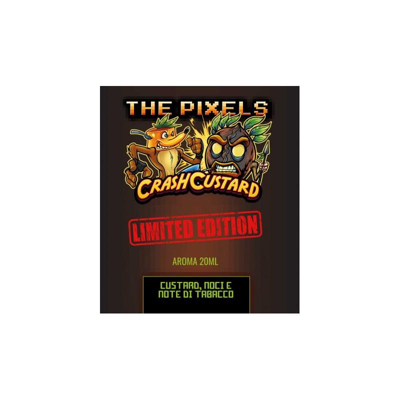 Aroma Scomposto 20ml Crash Custard Limited Edition by Pixels Flavour