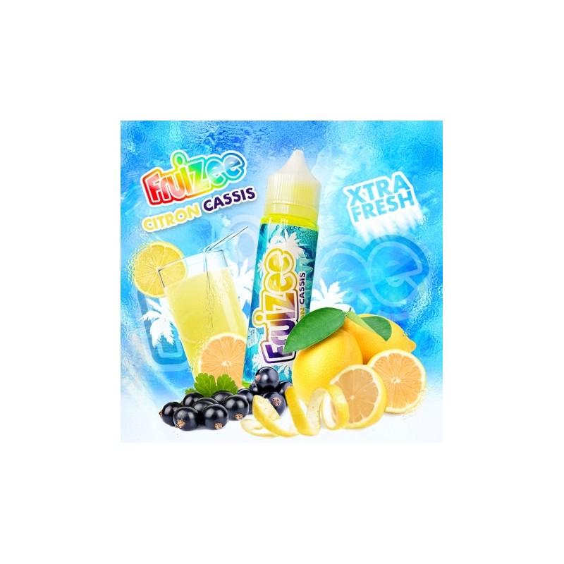 Aroma scomposto 20ml Lemon Blackcurrant linea Fruizee By Eliquid France