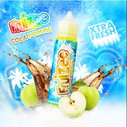Aroma scomposto 20ml Cola Pomme linea Fruizee By Eliquid France