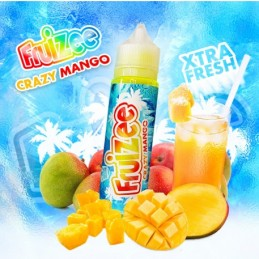 Aroma scomposto 20ml Crazy Mango linea Fruizee By Eliquid France