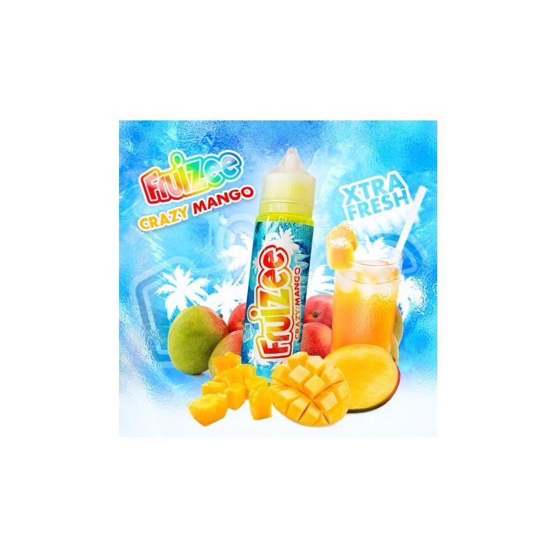 Aroma scomposto 20ml Crazy Mango linea Fruizee By Eliquid France