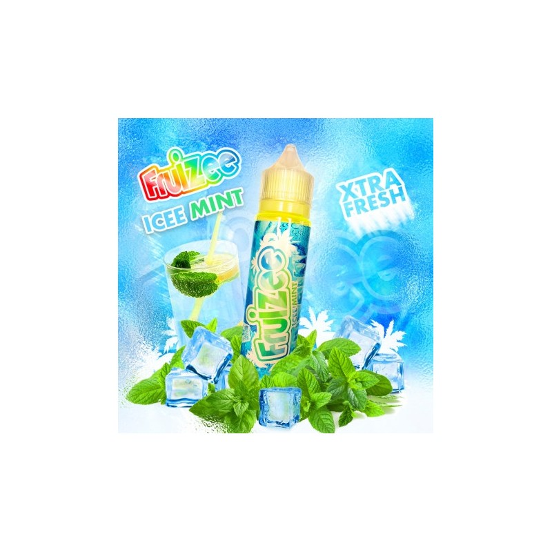 Aroma scomposto 20ml Ice Mint linea Fruizee By Eliquid France