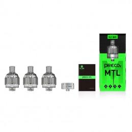 Atomizzatore usa e getta Preco2 MTL by Vlit Vape Ash