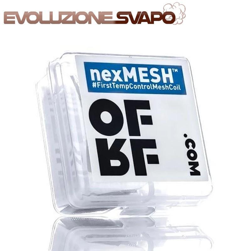 nexMESH per Profile Wotofo 0,15ohm - SS316L - OFRF