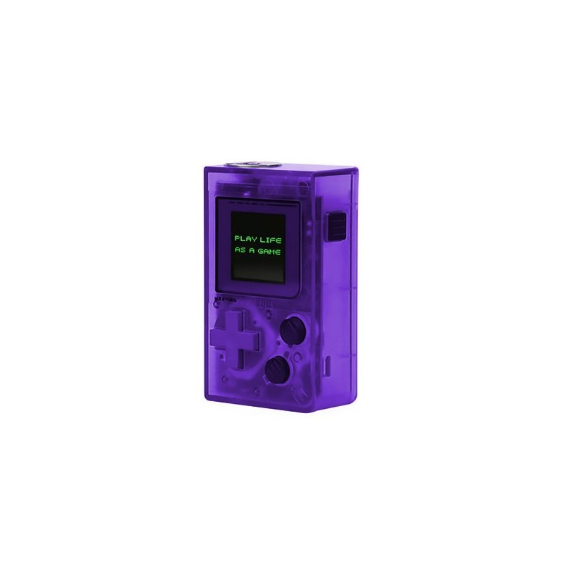 Wizman Puff Boy 200W Limited Edition Purple Haze by Wiz Vapor
