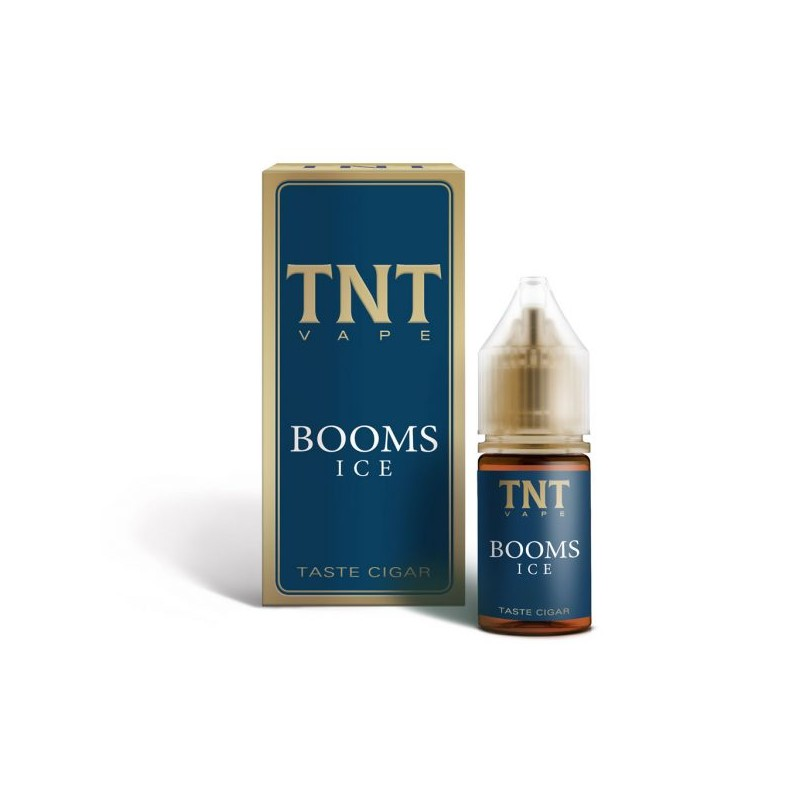 Aroma concentrato 10ml Booms Ice - TNT Vape